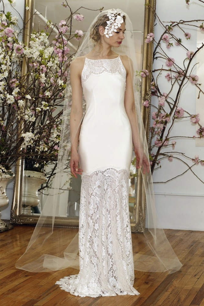 The 20 Most Spectacular Bridal Gowns of Spring 2015 - theFashionSpot