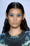 Monique Lhuillier Mermaid Blue