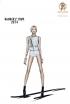 Roberto Cavalli for Miley Cyrus Bangerz Tour