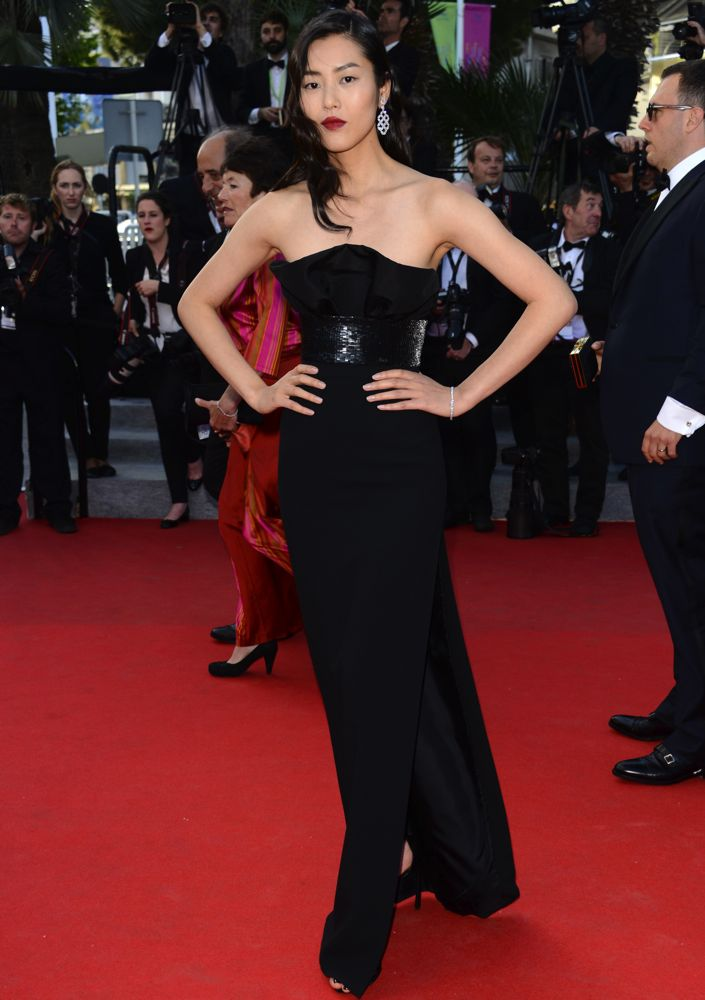 Liu Wen at the Premiere of Two Days, One Night