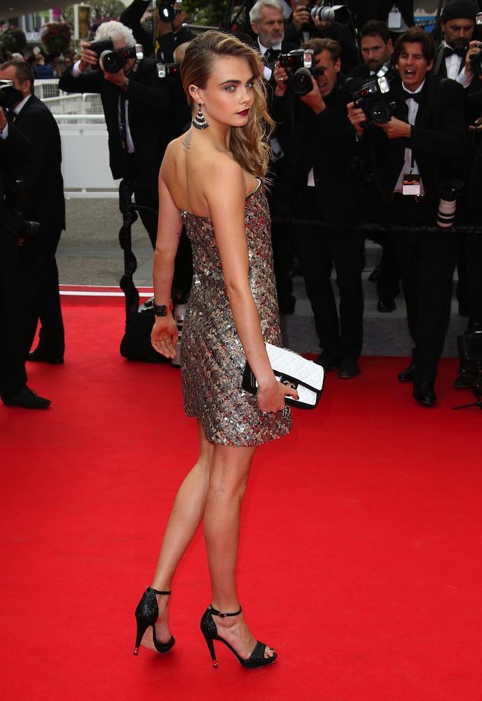 Cara Delevingne's Most Bond Girl-esque Poses