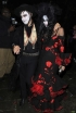 Kate Moss and Jamie Hince at Jonathan Ross' Halloween Party