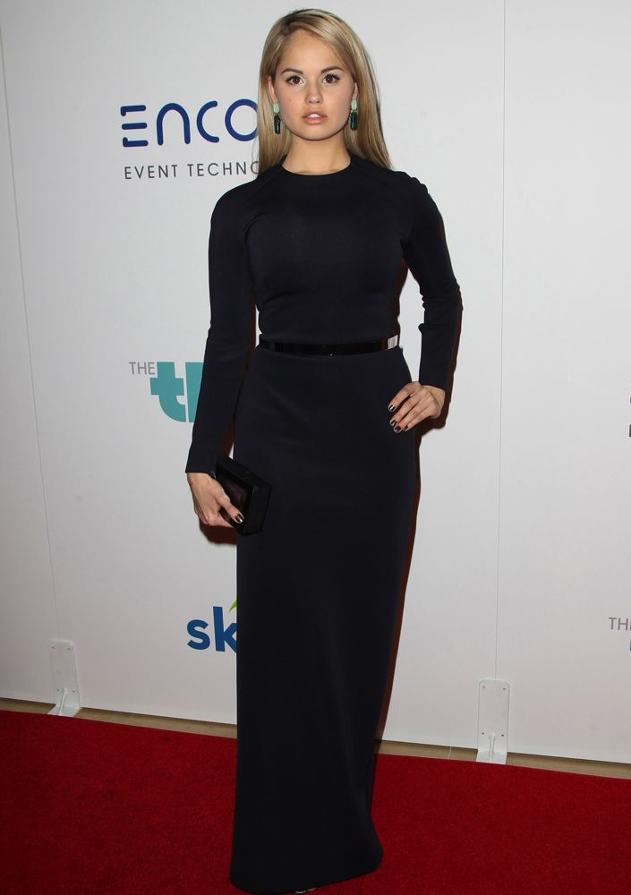 Debby Ryan at the 5th Annual Thirst Gala