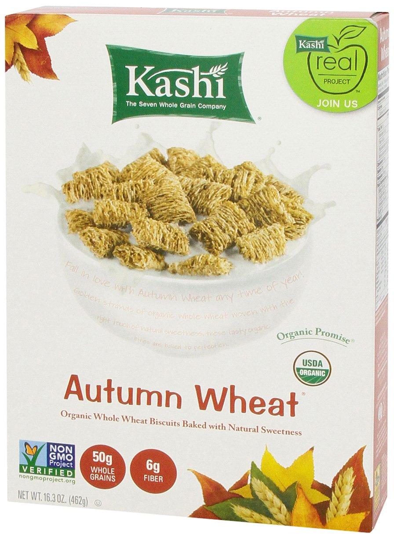 Kashi Autumn Wheat Whole Wheat Biscuits