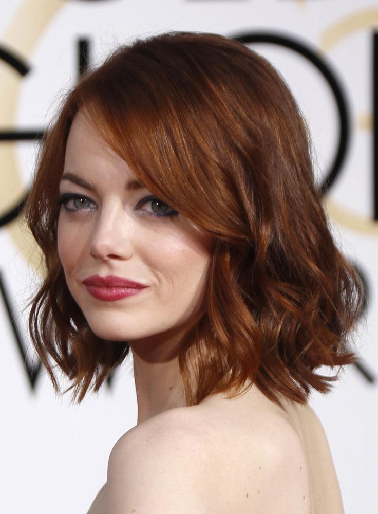 Warm Neutral Skin Tone Hair Color | Dark Brown Hairs