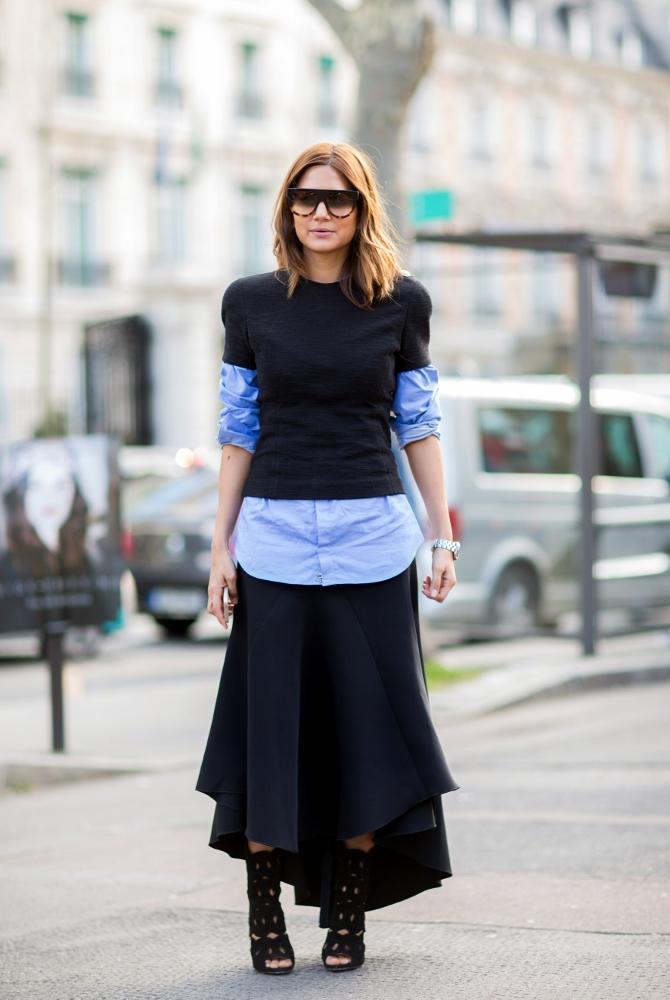 Paris Fashion Week Fall 2014