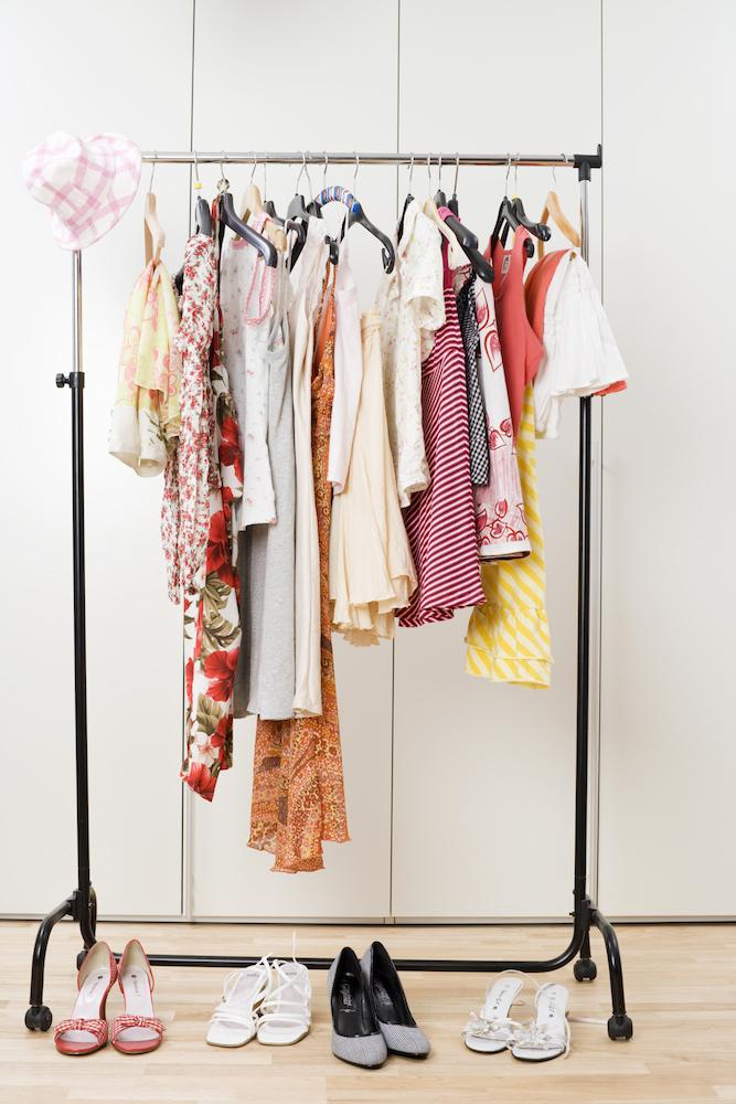 Create Alternative Closet Space