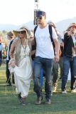 Fergie and Josh Duhamel Day 2