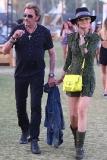 Johnny Hallyday and Laeticia Hallyday Day 2