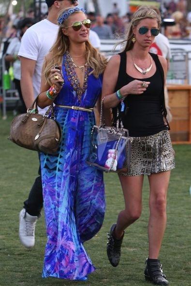 Paris Hilton and Nicky Hilton Day 2