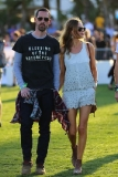 Michael Polish and Kate Bosworth Day 1