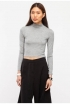 The Cropped Turtleneck