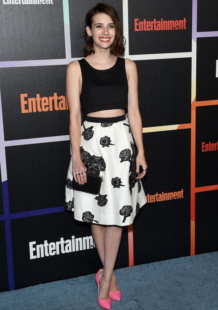 Emma Roberts at Entertainment Weekly's Annual Comic-Con Celebration