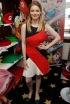 Gillian Jacobs at the Nintendo Lounge on the TV Guide Magazine Yacht