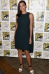 Rosario Dawson at Frank Miller's Sin City: A Dame to Kill For Panel