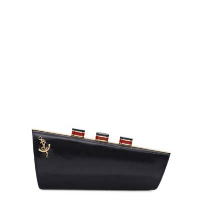 Kate Spade All Aboard Ship Clutch
