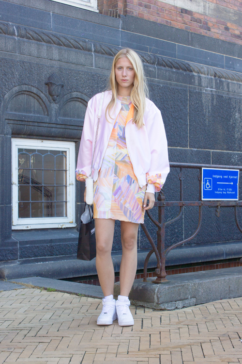 Copenhagen Fashion Week Spring 2014 Street Style