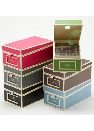 Semikolon Business Card Box