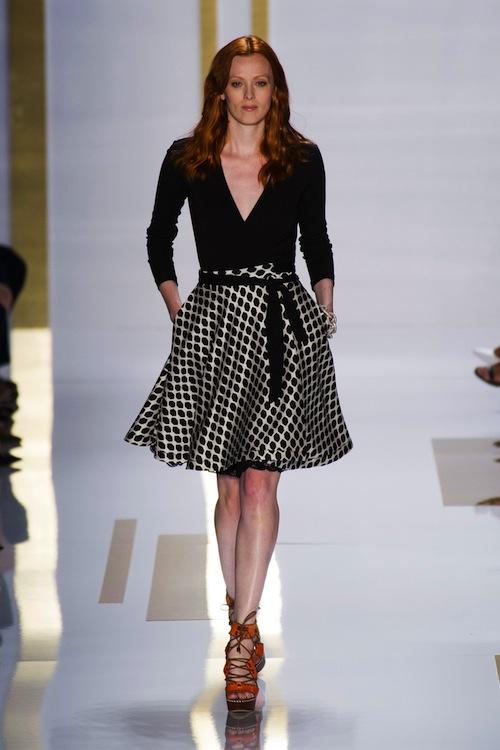 Diane von Furstenberg SS 2014