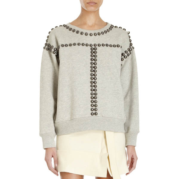 Buy: Isabel Marant Studded Sweat
