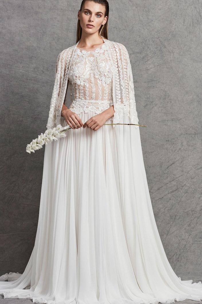 53 Dream Wedding Dresses From Fall 2018 Bridal Fashion Week ...