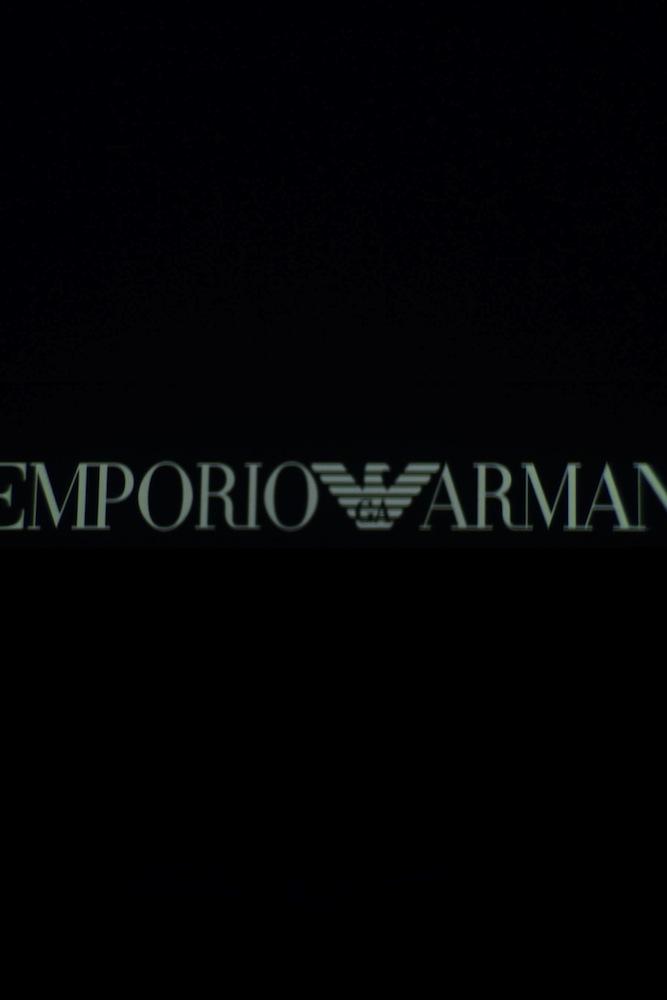Emporio Armani Fall 2014