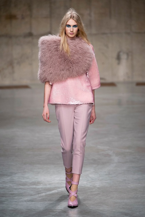 Pretty in Pink: Topshop Unique