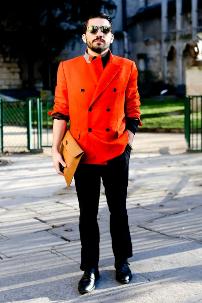 Fall 2013 Men's Collections: Street Style Bonanza
