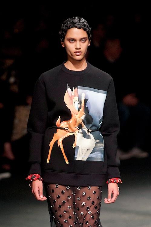 Givenchy's Mega Sweatshirt