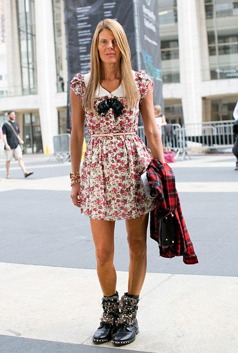 Fashion editor street style new york fashion week spring 2017