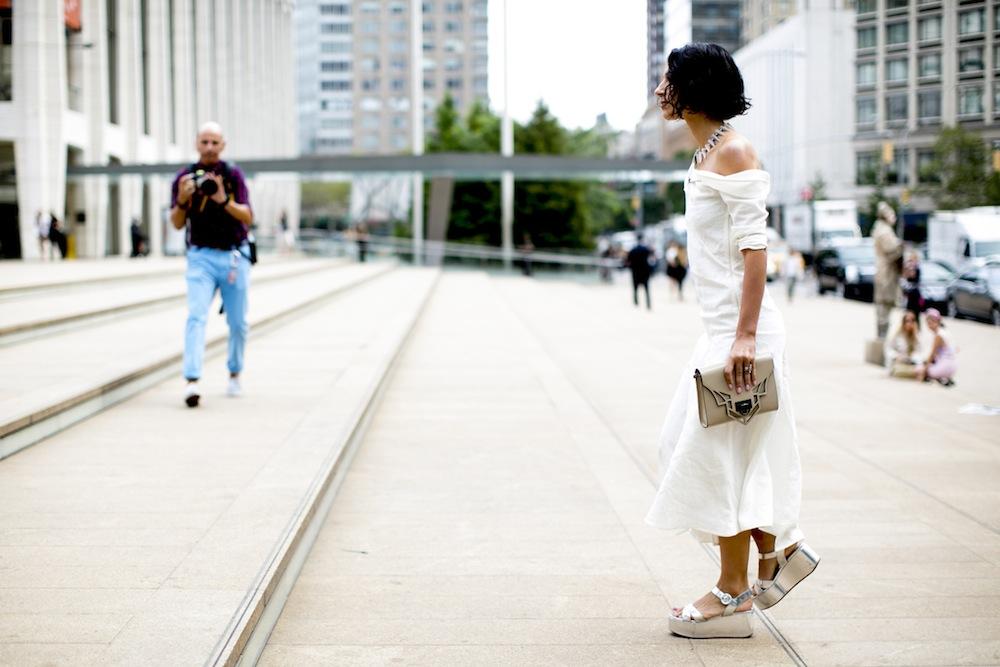 New York Fashion Week's New Venue