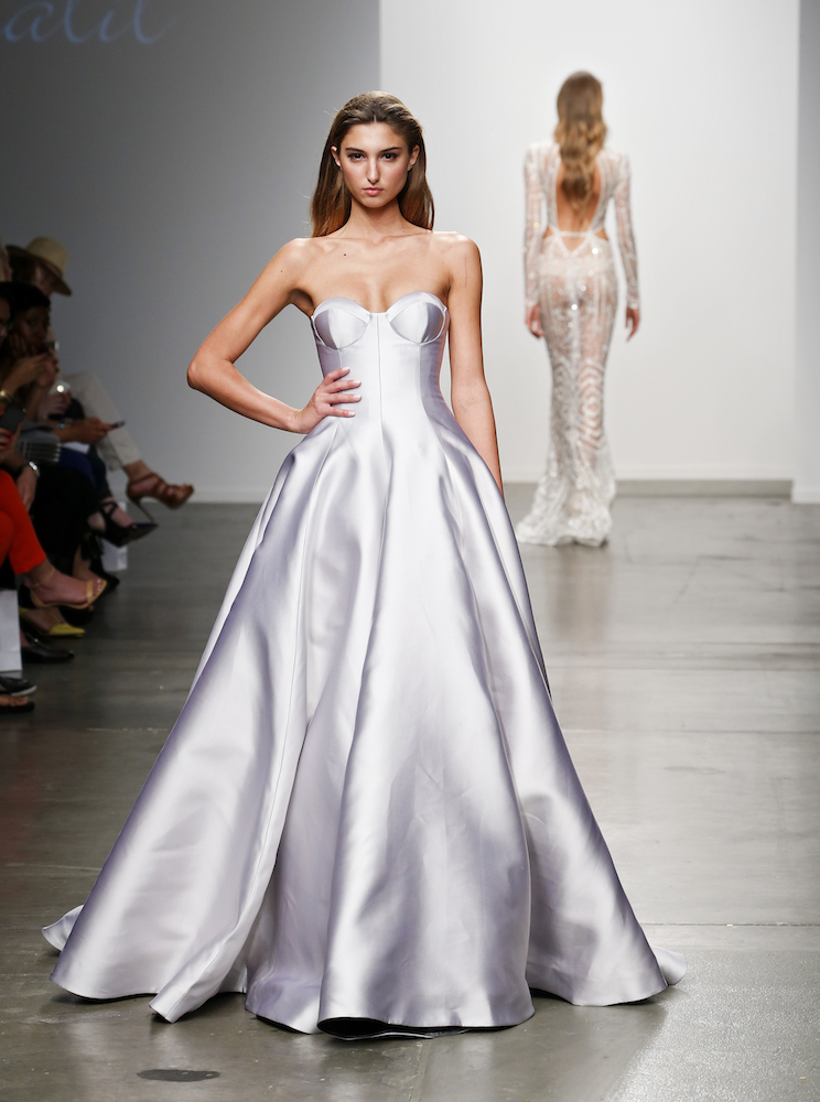 Fashion Palette\'s Stunning Eveningwear Looks at NYFW