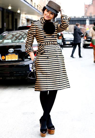 Fashion Editor Street Style New York Fashion Week Fall 2013 Forum Buzz Thefashionspot