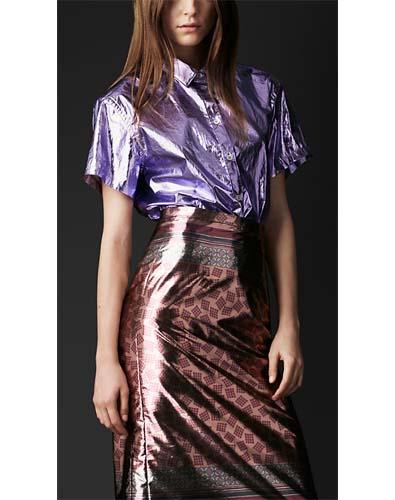 Metallic Clothing