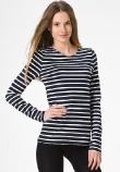 A Striped Top