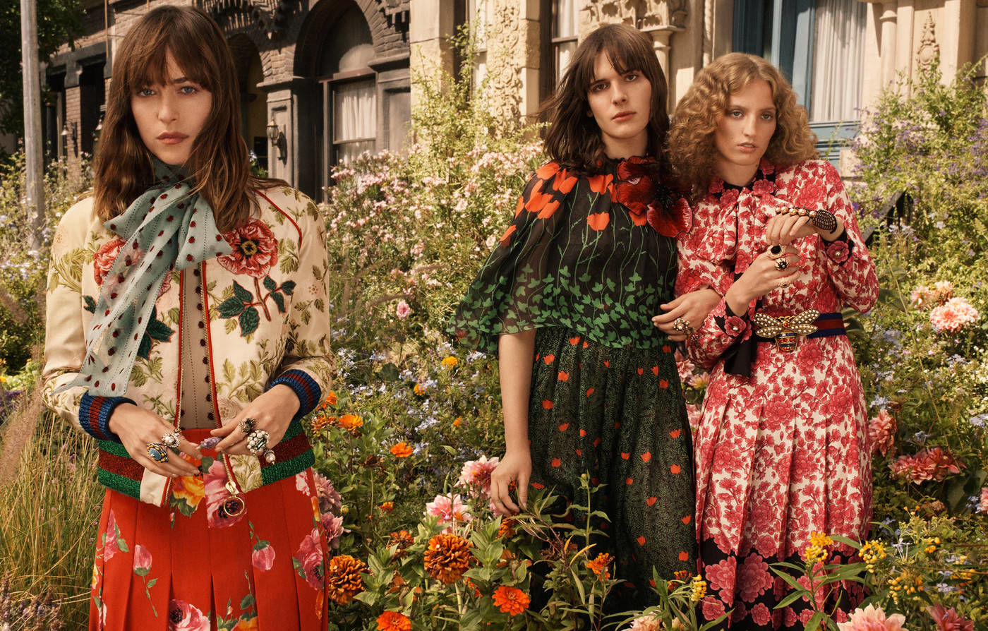 The Gucci Bloom Ads Featured an All-Star, Trans-Inclusive Cast