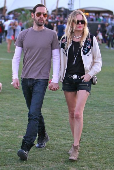 Kate Bosworth and Michael Polish