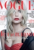 Vogue Russia is kind of obsessed with putting Natasha Poly on their covers