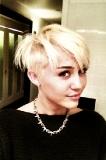 12. Miley Cyrus Cut Her Hair