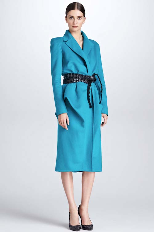 Lust: The Jewel-Toned Coat