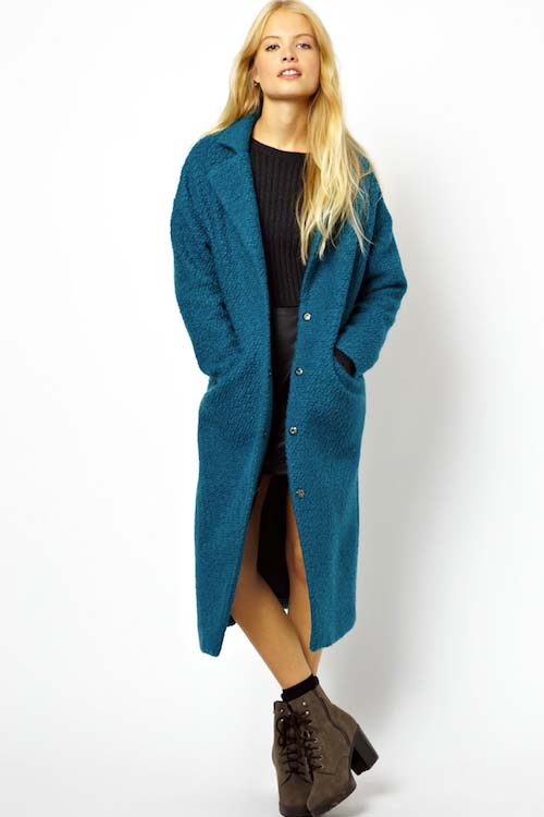 Must: The Jewel-Toned Coat