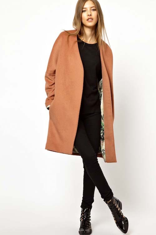 Must: The Oversized Coat