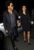 Lenny Kravitz and Salma Hayek