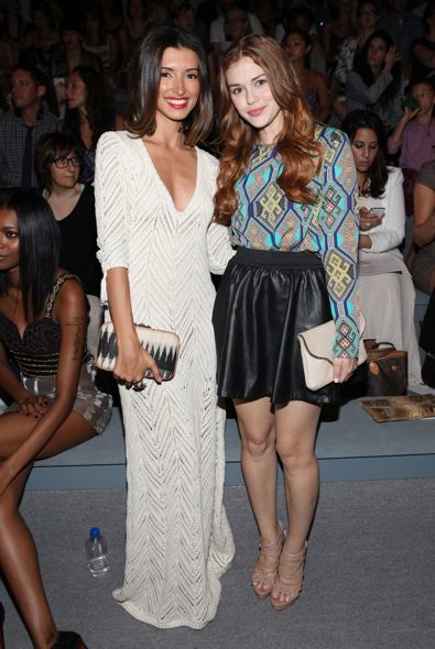 India de Beaufort and Holland Roden
