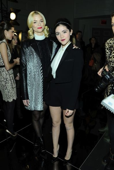 Jaime King and Isabelle Fuhrman