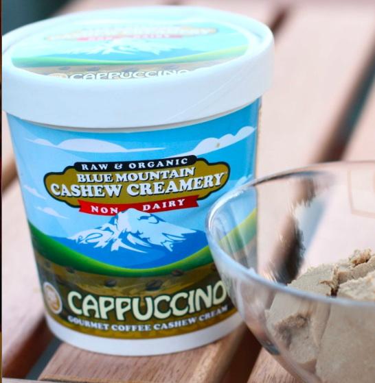 Blue Mountain Raw Ice Cream