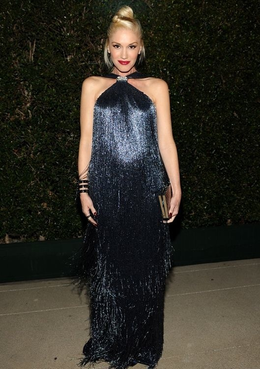 Rocker Gwen Stefani: Dinner Party