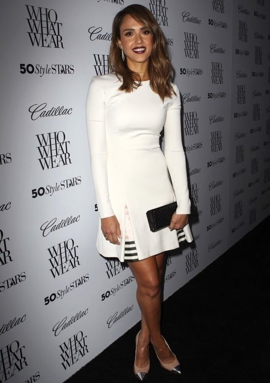 Mix Master Jessica Alba: Dinner Party