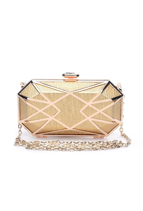 Urban Expressions Opulence Clutch