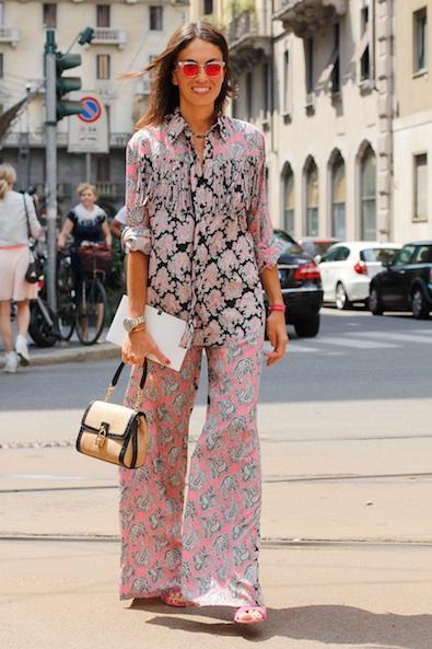 Viviana Volpicello at Milan Fashion Week